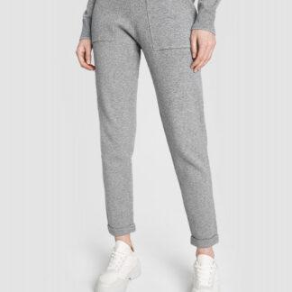 Вязаные брюки-джоггеры O`Stin
