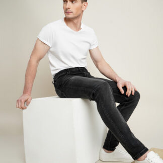 Зауженные джинсы O`Stin